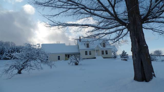 246 Phelps Road, Barre Town, VT 05641 (MLS #4844760) :: Hergenrother Realty Group Vermont