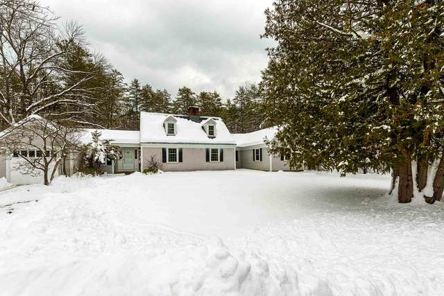 12 Conant Road, Hanover, NH 03755 (MLS #4844765) :: Hergenrother Realty Group Vermont