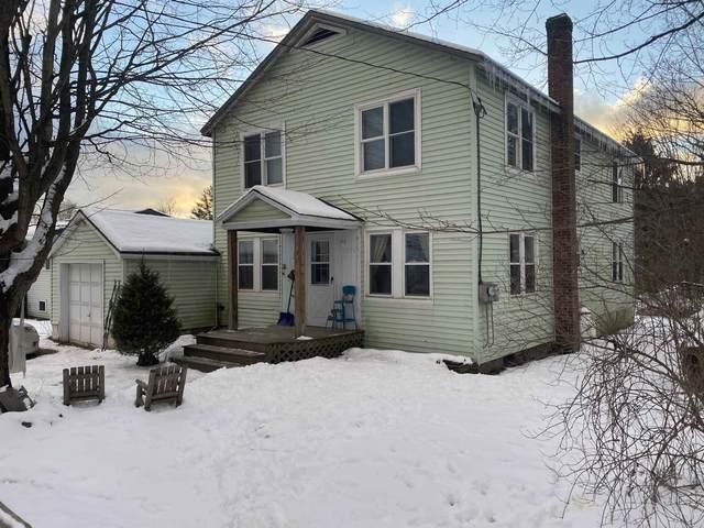1971 Guptil Road, Waterbury, VT 05677 (MLS #4844771) :: Hergenrother Realty Group Vermont