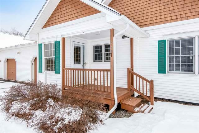 54B Foss Street, Morristown, VT 05661 (MLS #4844795) :: Hergenrother Realty Group Vermont