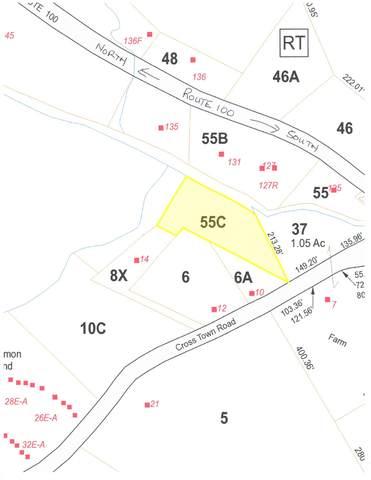 127 Route 100 Highway, Dover, VT 05356 (MLS #4844822) :: The Gardner Group