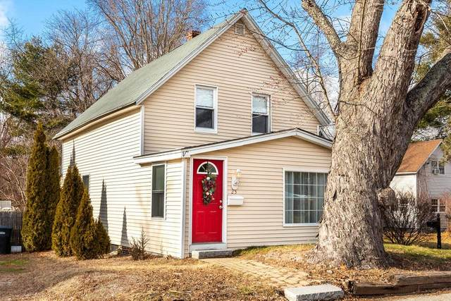 25 Central Street, Derry, NH 03038 (MLS #4844825) :: Parrott Realty Group