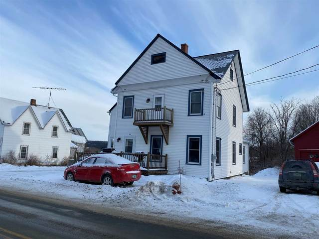90 North Pleasant Street, Troy, VT 05859 (MLS #4844855) :: The Hammond Team