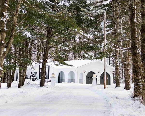 83 Country Club Road, Plainfield, VT 05667 (MLS #4844861) :: Hergenrother Realty Group Vermont