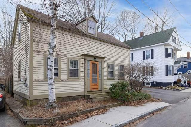 30 Chauncey Street, Portsmouth, NH 03801 (MLS #4844906) :: Keller Williams Coastal Realty
