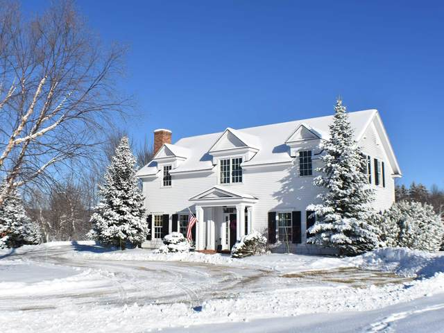 861 Rolston Road, Waitsfield, VT 05673 (MLS #4844908) :: Hergenrother Realty Group Vermont