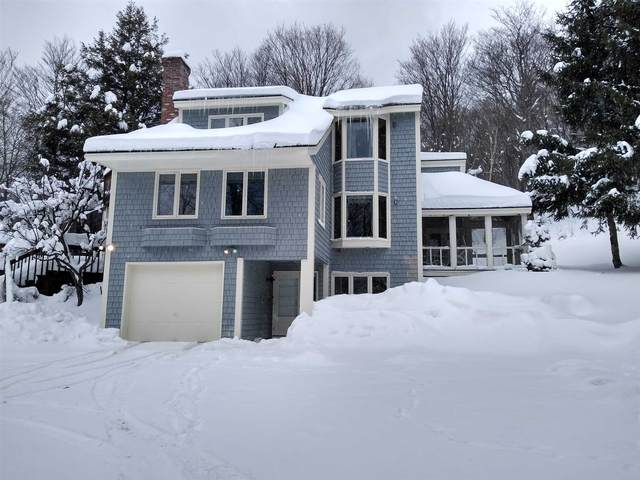 567 Upper Village Road, Warren, VT 05674 (MLS #4844917) :: Hergenrother Realty Group Vermont