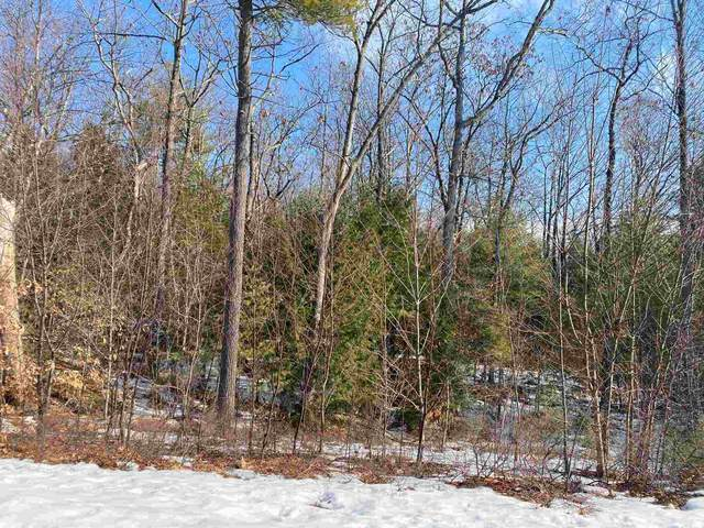 62 Timberline Drive #8, Concord, NH 03301 (MLS #4844924) :: Signature Properties of Vermont