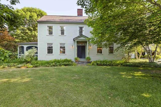 390 Handy Road, Hartford, VT 05067 (MLS #4844927) :: Keller Williams Coastal Realty