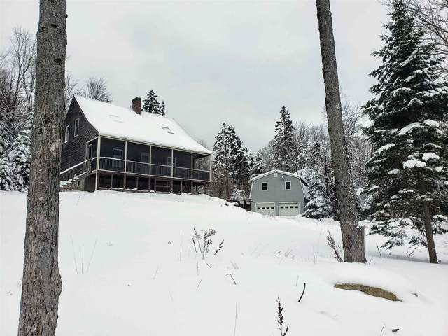 393 Curtis Road, Morgan, VT 05853 (MLS #4844945) :: Hergenrother Realty Group Vermont