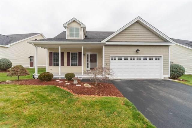 8 Blanchard Lane, Merrimack, NH 03054 (MLS #4844959) :: Signature Properties of Vermont