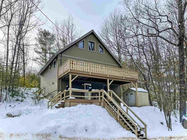 60 Gotzens Road, Conway, NH 03818 (MLS #4845041) :: Lajoie Home Team at Keller Williams Gateway Realty
