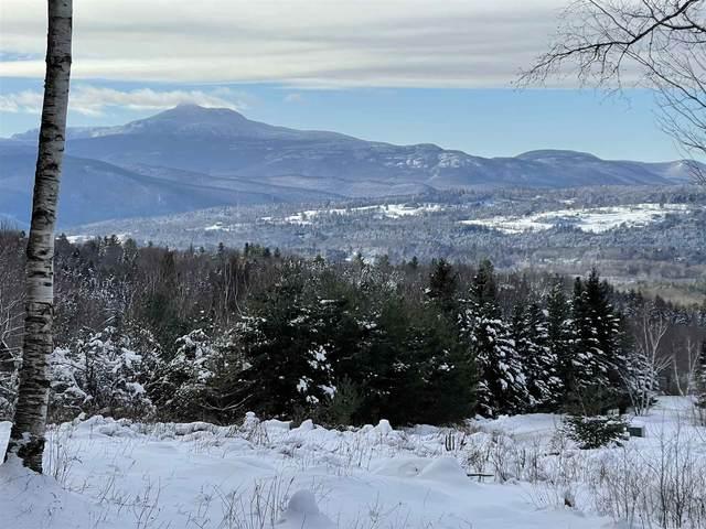 0 Wood Farm Road D, Waterbury, VT 05677 (MLS #4845042) :: Signature Properties of Vermont