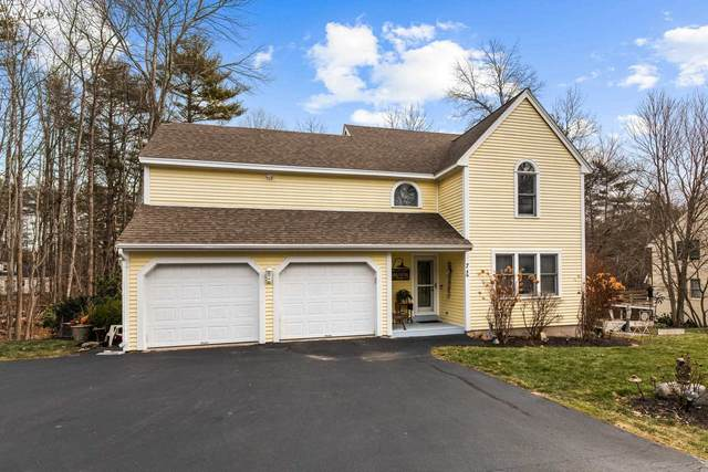 7 Alderwood Drive, Stratham, NH 03885 (MLS #4845077) :: Signature Properties of Vermont