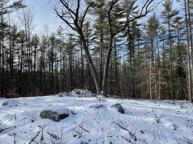 Lot 12 Kidder Drive #12, Freedom, NH 03836 (MLS #4845100) :: Signature Properties of Vermont