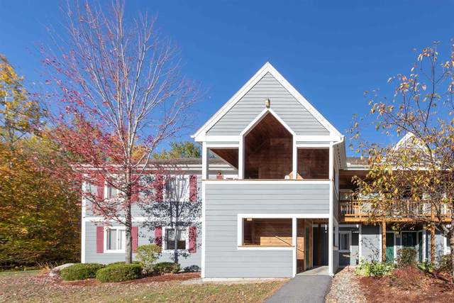 26 White Oak Lane #1, Lincoln, NH 03251 (MLS #4845139) :: Signature Properties of Vermont