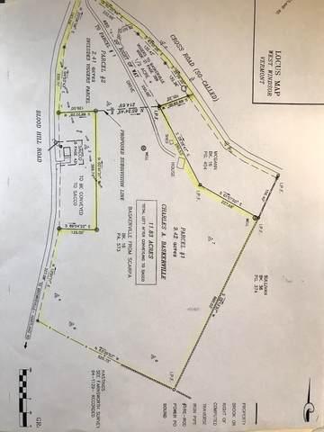 0 Cross Road, West Windsor, VT 05037 (MLS #4845223) :: Signature Properties of Vermont