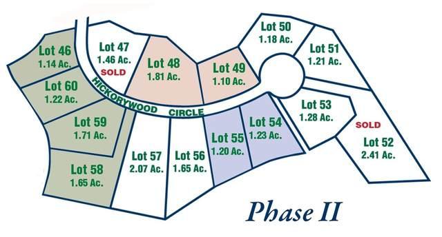 Lot 54 Hickorywood Circle, Meredith, NH 03253 (MLS #4845230) :: Signature Properties of Vermont