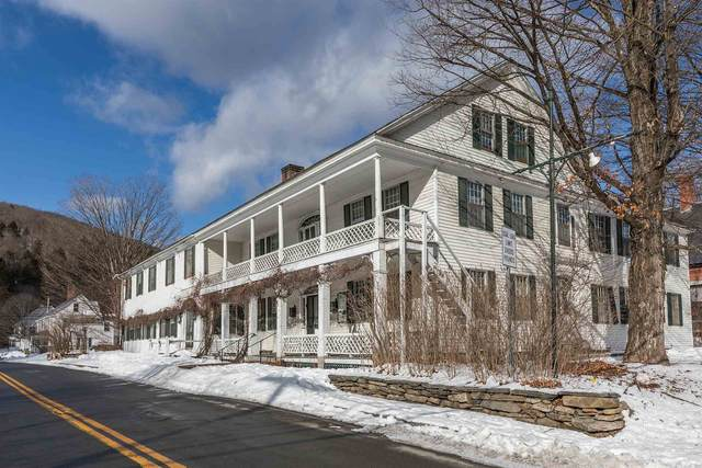 4 Court Street, Newfane, VT 05345 (MLS #4845276) :: Signature Properties of Vermont