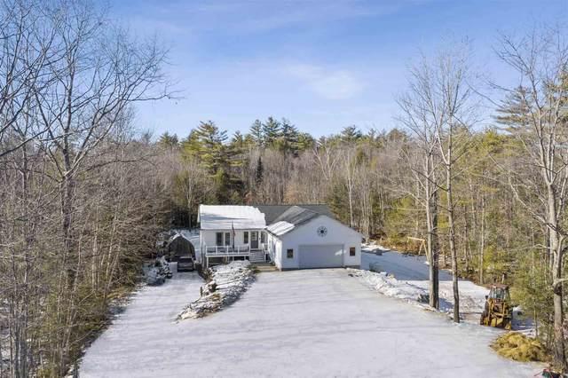 42 Skyline Drive, Moultonborough, NH 03254 (MLS #4845297) :: Signature Properties of Vermont