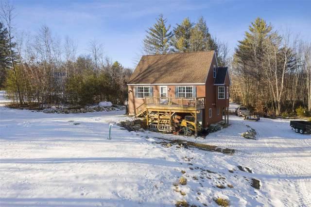 74 Summit View Drive, Moultonborough, NH 03254 (MLS #4845327) :: Signature Properties of Vermont
