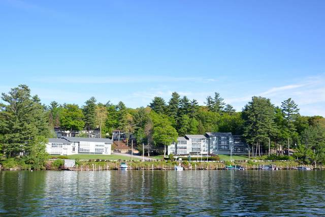 883 Weirs Boulevard #60, Laconia, NH 03246 (MLS #4845379) :: Signature Properties of Vermont