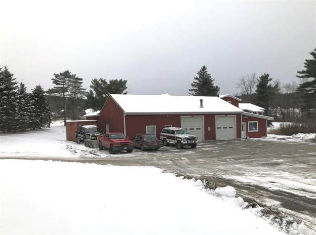 464 Golf Course Road, Morristown, VT 05661 (MLS #4845462) :: Signature Properties of Vermont