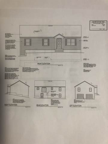 Lot 4 Province Lake Pitch Pine Road, Wakefield, NH 03830 (MLS #4845518) :: Signature Properties of Vermont