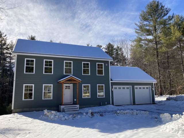 180 Benjamin Wentworth Drive, Tamworth, NH 03886 (MLS #4845559) :: Signature Properties of Vermont