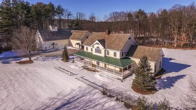 776 Vt Route 4A, Castleton, VT 05735 (MLS #4845583) :: Signature Properties of Vermont