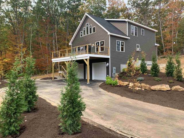 4 Horizon Drive #4, Thornton, NH 03285 (MLS #4845743) :: Signature Properties of Vermont