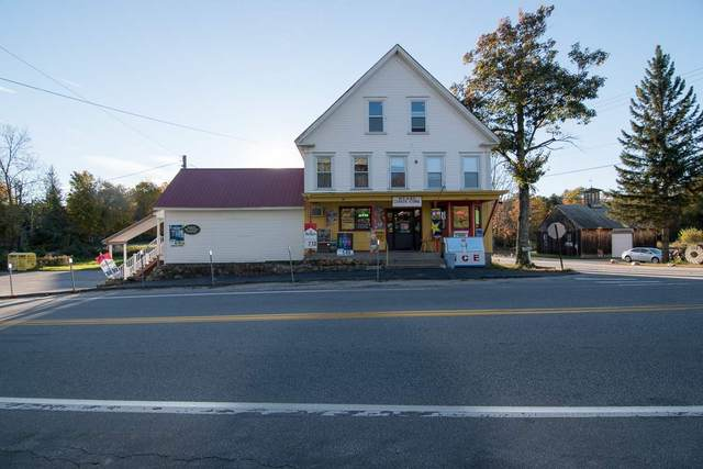 1437 S. Stark Highway, Weare, NH 03281 (MLS #4845773) :: The Hammond Team