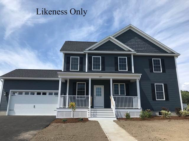 104 Churchill Street #59, South Burlington, VT 05403 (MLS #4845801) :: Signature Properties of Vermont