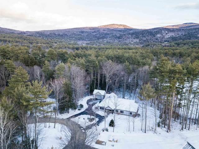 152 Birch Bend Road, Conway, NH 03818 (MLS #4845827) :: Signature Properties of Vermont