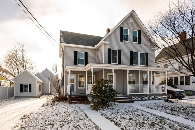 809 Main Street, Sanford, ME 04073 (MLS #4845852) :: Signature Properties of Vermont