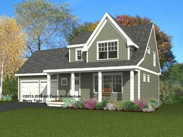 Unit 13 Silvergrass Place #13, Hampton, NH 03842 (MLS #4846022) :: Signature Properties of Vermont