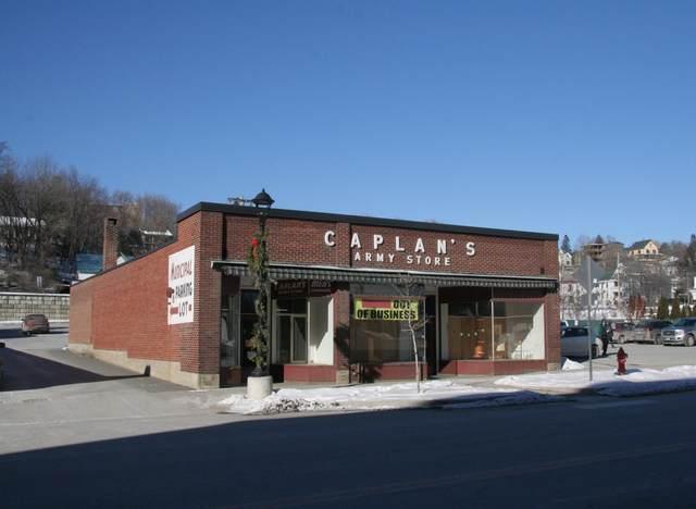 457 Railroad Street, St. Johnsbury, VT 05819 (MLS #4846098) :: Signature Properties of Vermont