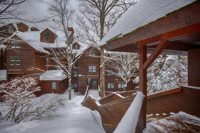57 High Ridge Road B11, Killington, VT 05751 (MLS #4846129) :: Signature Properties of Vermont