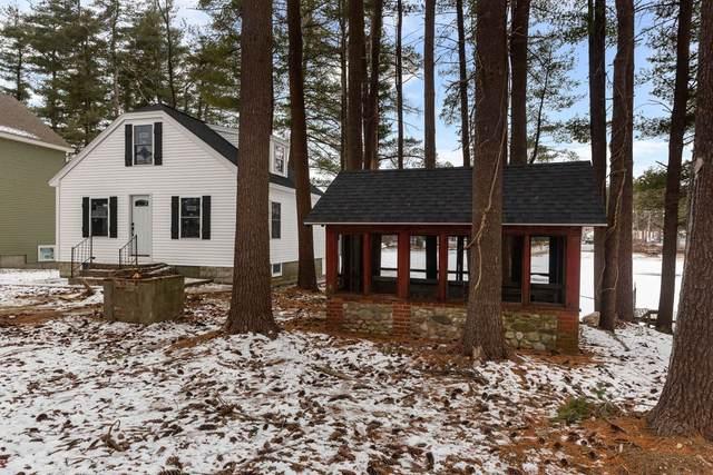 47 Ball Avenue, Salem, NH 03079 (MLS #4846150) :: Signature Properties of Vermont