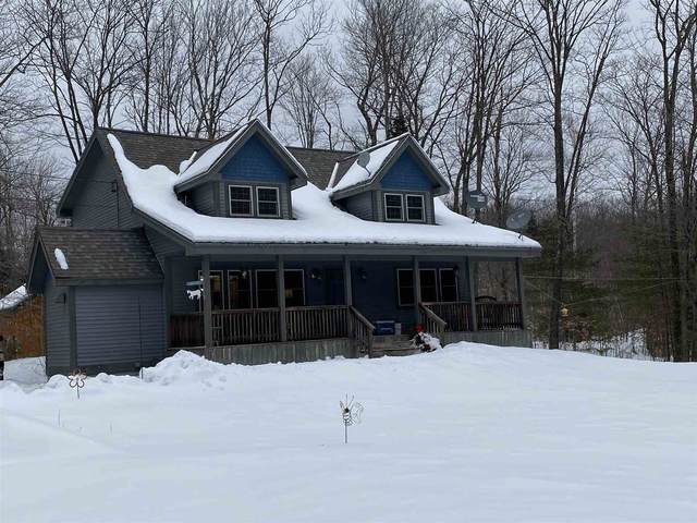88 Rice Brook Road, Stoddard, NH 03464 (MLS #4846207) :: Signature Properties of Vermont