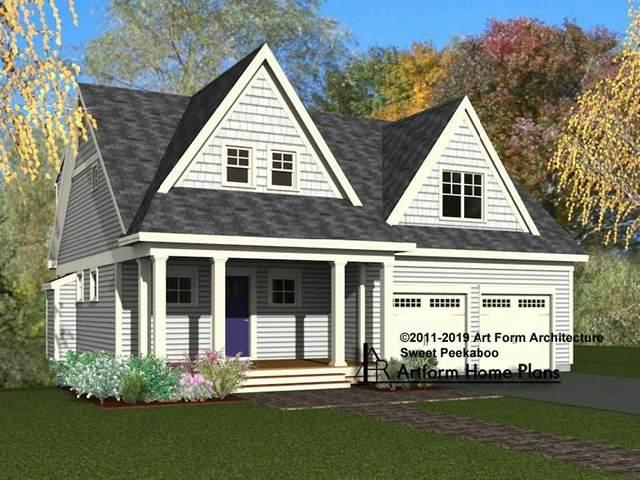 Unit 8 Silvergrass Place #8, Hampton, NH 03842 (MLS #4846213) :: The Hammond Team