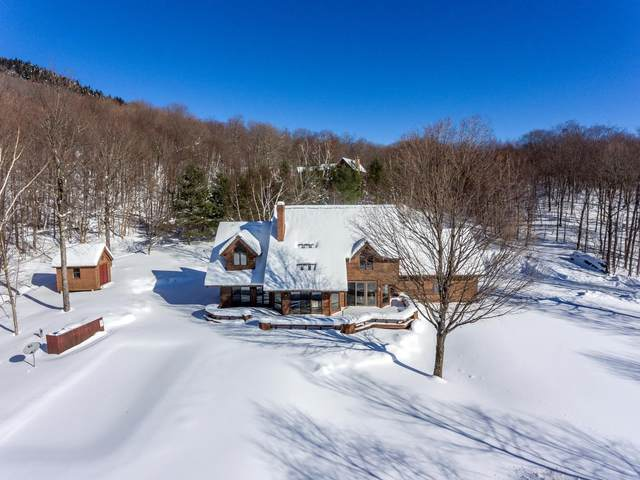 1538 Robinson Springs Road, Stowe, VT 05672 (MLS #4846413) :: Signature Properties of Vermont