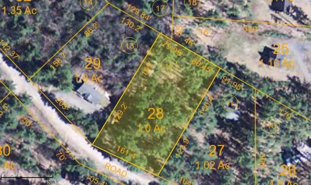 Lot #12 Pine Hill Road, Ludlow, VT 05149 (MLS #4846438) :: The Gardner Group
