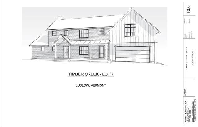 Lot #7 Timber Creek, Ludlow, VT 05149 (MLS #4846444) :: Signature Properties of Vermont