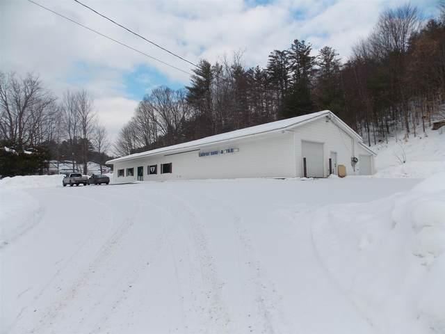 261 River Street, Springfield, VT 05156 (MLS #4846473) :: Signature Properties of Vermont
