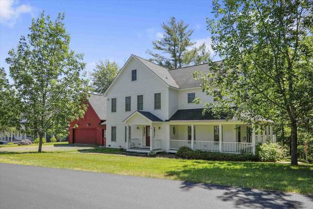 430 Thomas Lane, Stowe, VT 05672 (MLS #4846581) :: The Gardner Group