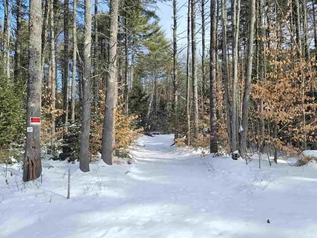 00 Poliquin Drive #37, Conway, NH 03860 (MLS #4846592) :: Signature Properties of Vermont