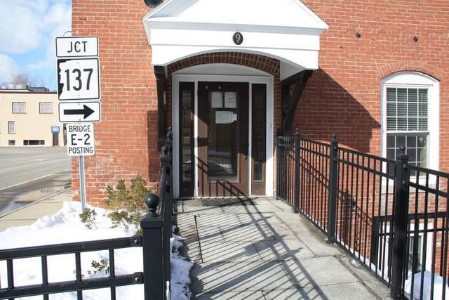 8 Main Street Unit 9 A, B And, Jaffrey, NH 03452 (MLS #4846644) :: Signature Properties of Vermont
