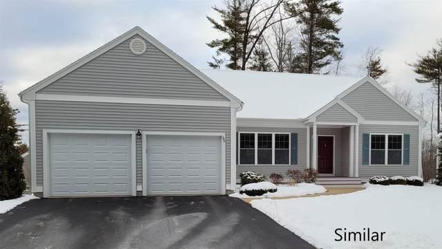 5 Paddington Place, Nashua, NH 03064 (MLS #4846719) :: Signature Properties of Vermont