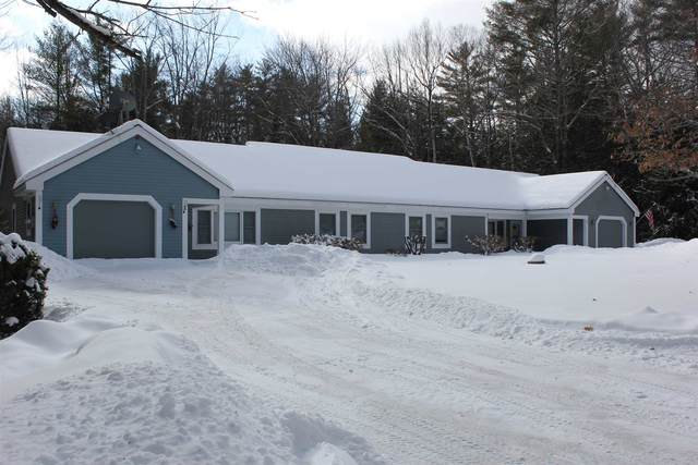 44 Heard Road, Sandwich, NH 03227 (MLS #4846863) :: Signature Properties of Vermont